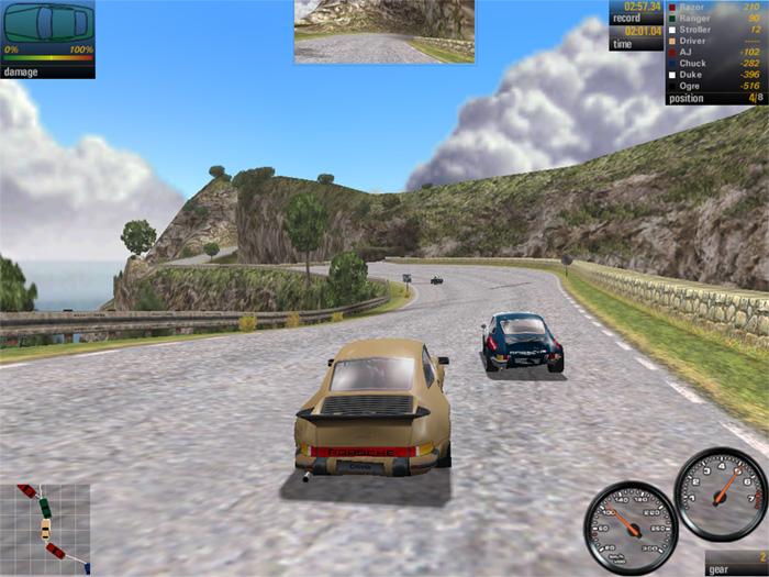 Need for Speed: Porsche Unleashed (2 ) скачать торрент
