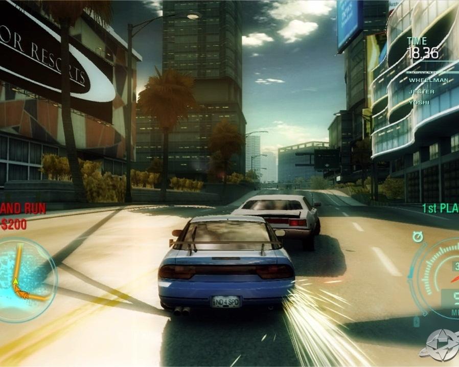 Все об игре Need for Speed Undercover - дата выхода, системные требования,